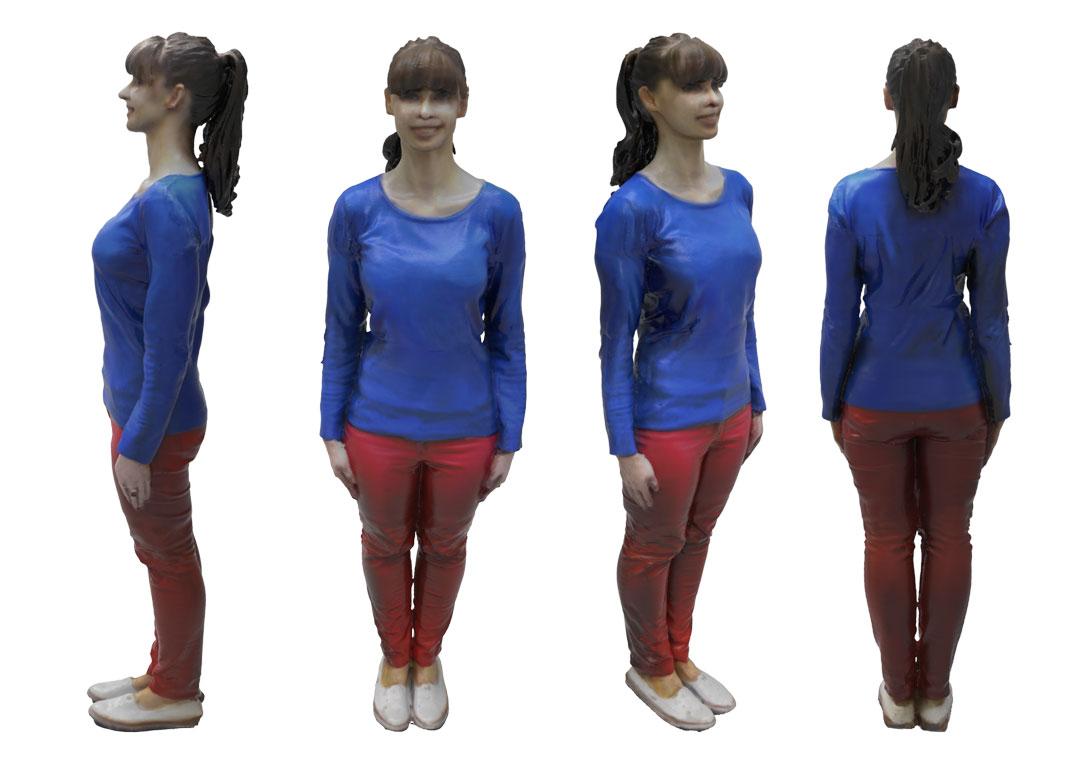 3D Scanning Ireland Dublin Sense Scanner