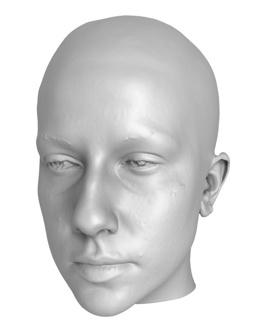 3D Scanning Ireland Dublin Artec Scanner