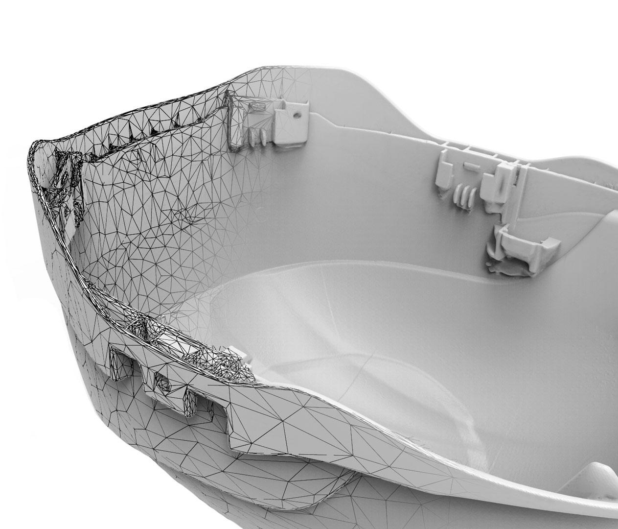 3D Scanning Ireland Dublin Artec Reverse Engineering Product Design Development