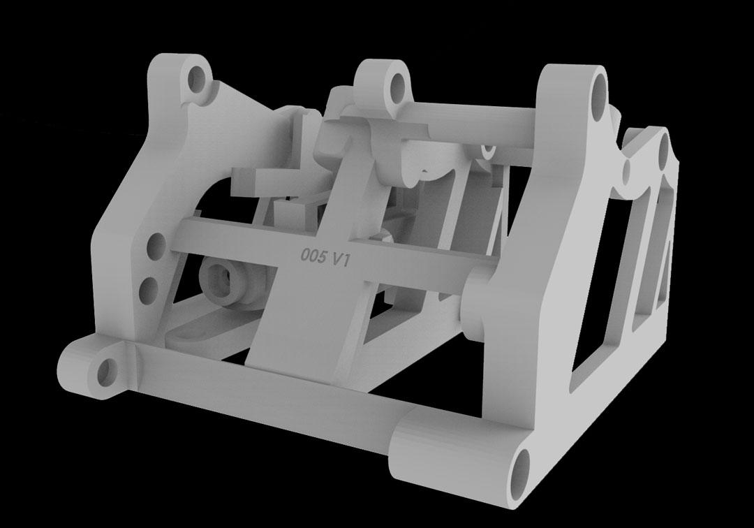 3D Scanning Ireland Dublin Reverse Engineering